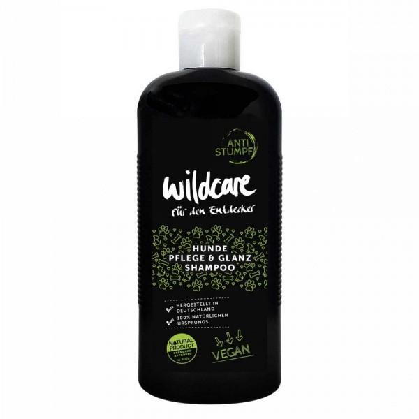 Wildcare Hunde Pflege & Glanz Shampoo ANTI STUMPF