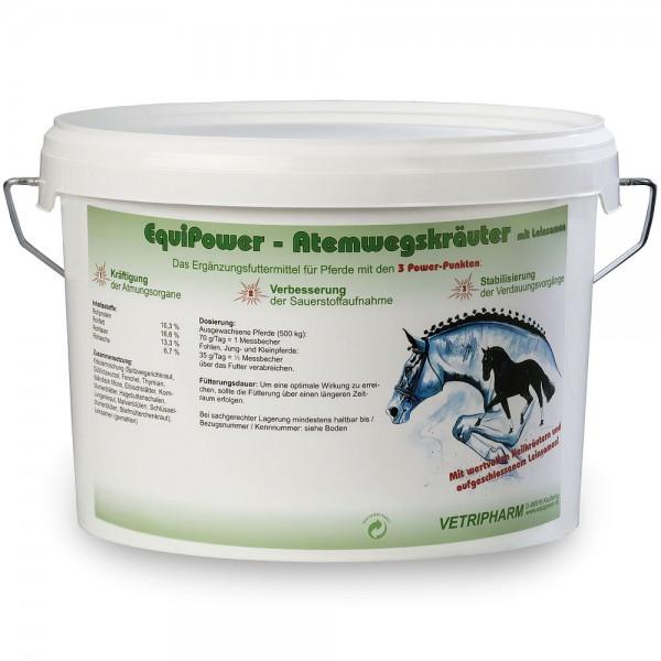 EquiPower Atemwegskräuter
