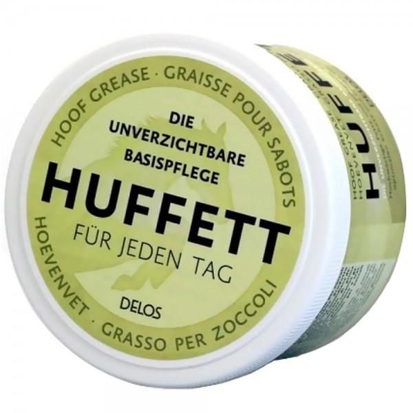 DELOS Huffett