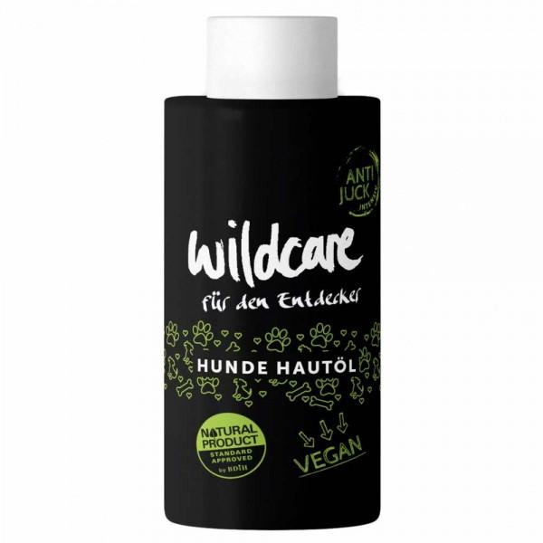 Wildcare Hunde Hautöl ANTI JUCK intensiv