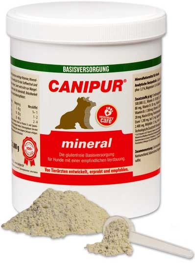 Canipur mineral