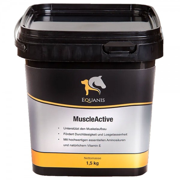 Equanis MuscleAcitve Pellelts